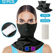 Multifunctional Head Scarf Neck Cover
