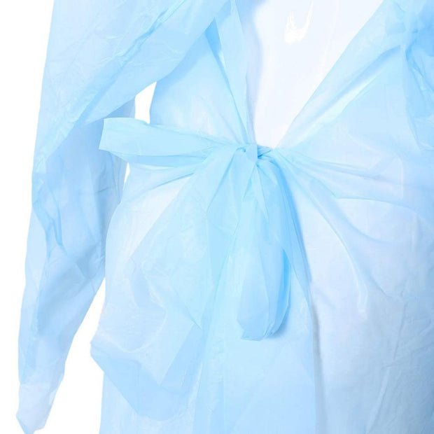 10 Pcs Unisex Disposable Protection Clothes