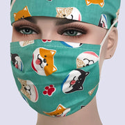 Surgery Room/Doctor/Nurse/ Unisex adjustable medical face accessories