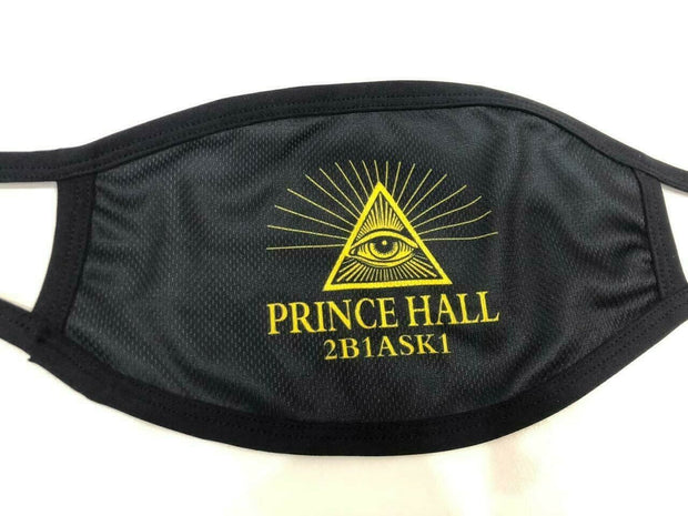 Prince Hall 2B1ASK1 Face Cover