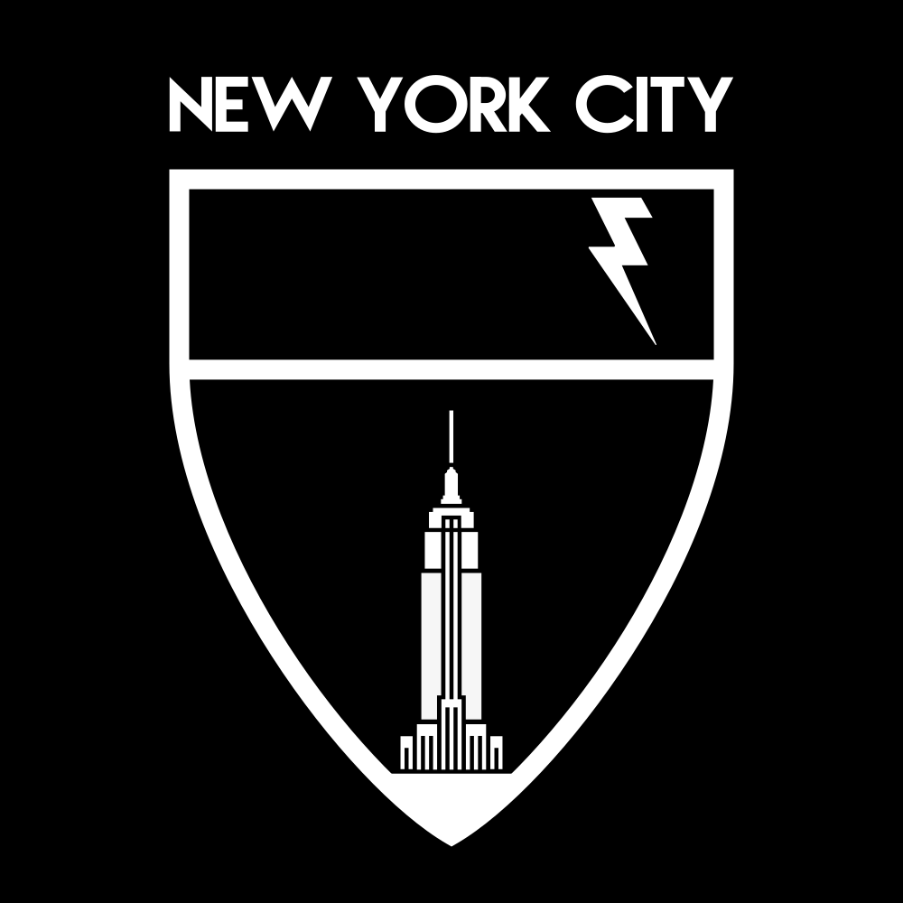Electric Flight Crew NYC Crest