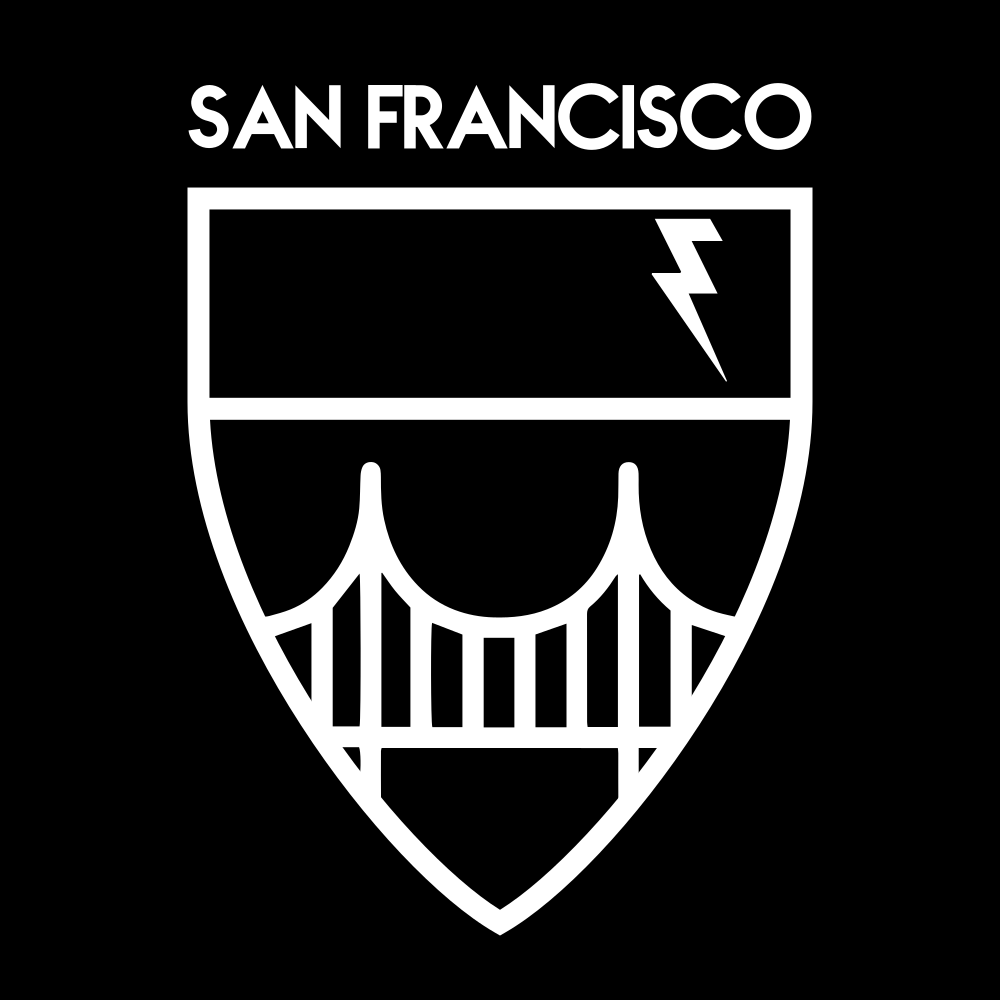 Electric Flight Crew San Francisco Crest