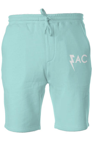 EAC Fleecy Lounge Shorts - Mint