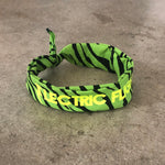 EFC Big Cat Bandana in Green