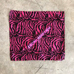 EFC Big Cat Bandana in Pink