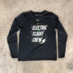 EFC Under Armour Splatter Paint Women's Long Sleeve Tee