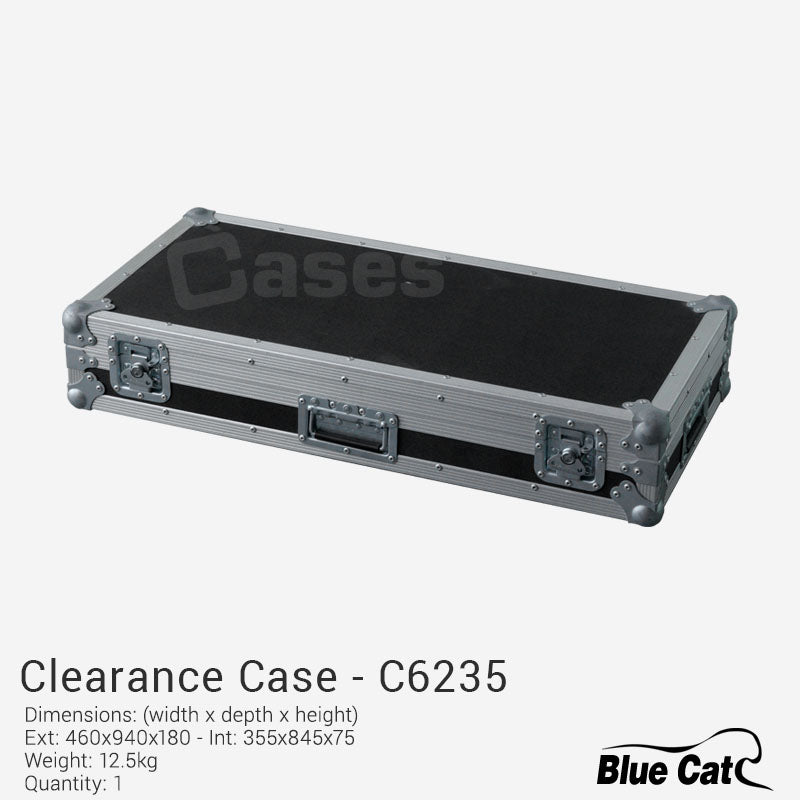 C6235 - ONE ONLY CLEARANCE CASE