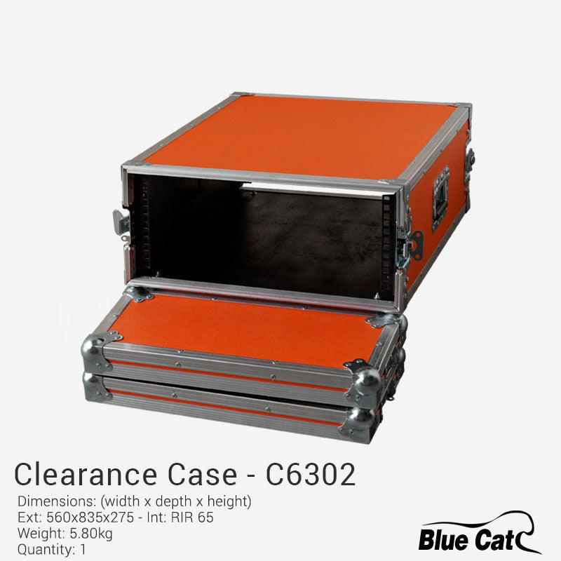 C6302 - ONLY 1! Rackmount case
