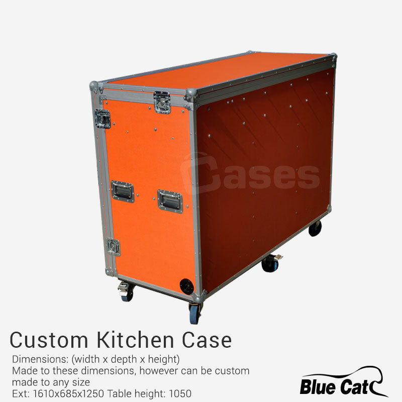 Custom Kitchen Case