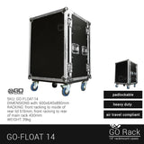 GOFLT14C with casters