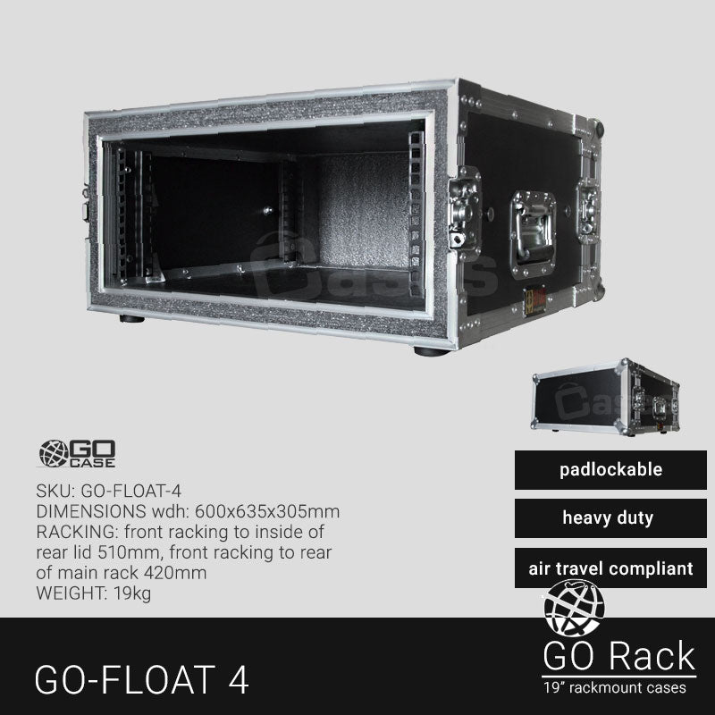 GO-FLOATATION-RACK