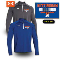 Under Armour® Dry-Tech 1/4 Zips