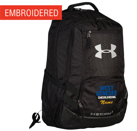 Under Armour® Hustle Backpack