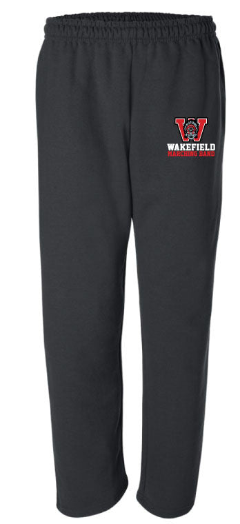 Gildan Open Hemmed Cotton Sweatpants - Men's/ Unisex