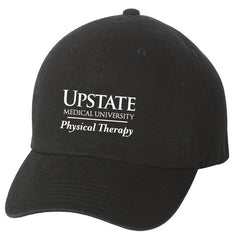 Upstate Physical Therapy Relaxed Fit Twill Caps