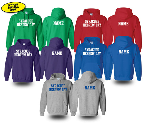 Cotton Hoodies - PERSONAL NAME