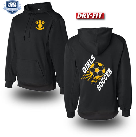 Dry-Fit Hoodies