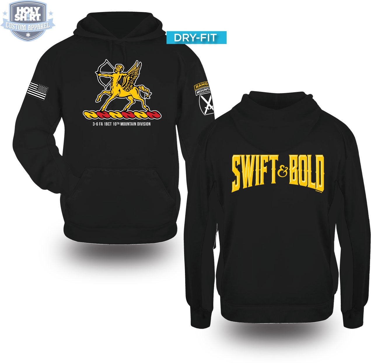 DRY-FIT Pullover Hoodies