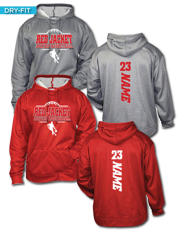 Dry-Fit Performance Hoodies