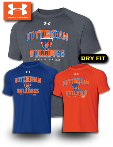Under Armour® Dry-Tech Locker Tees
