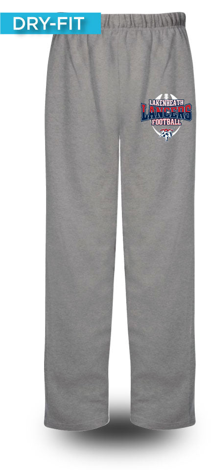 Dry-Fit Open Hemmed Warmup Pants