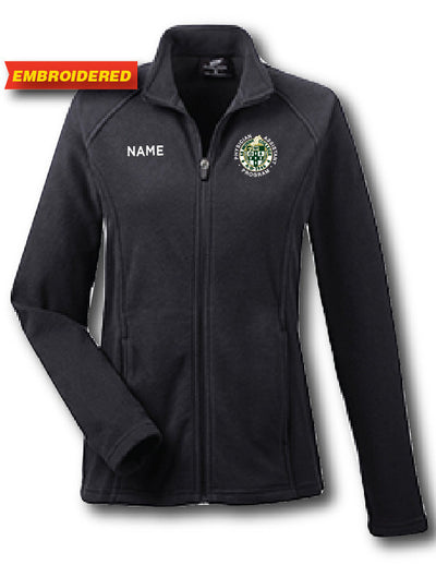 Fleece Full Zip Jackets - Ladies