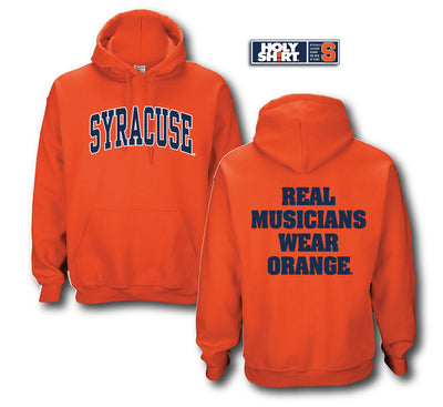 Pullover Cotton Hoodies - SYRACUSE