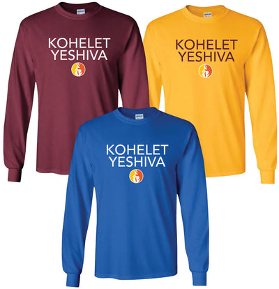 Cotton LONGsleeve T-Shirts - YOUTH & ADULT