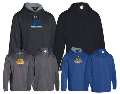 Under Armour® Double Threat Performance Hoodie - ADULT/UNISEX