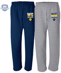 East Hill Elementary Cotton Sweatpants