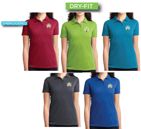 Ladies DRY-FIT Tech Polo Shirts