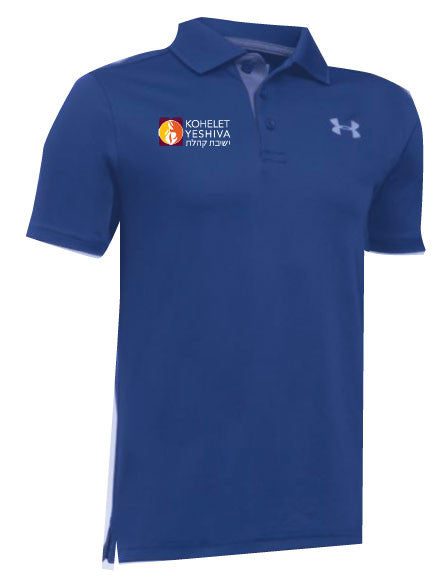 Under Armour® Dry-Fit Polo Shirts - YOUTH