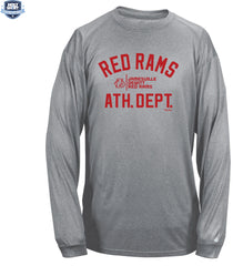 JDHS Athletic Dept Dry-Fit LONGSLEEVES