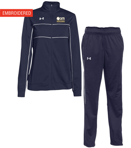Under Armour® Rival Warmup Set - LADIES