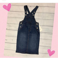 Girls* Denim Overall