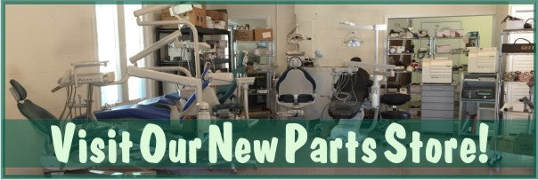 This photo is a link to our new dental equipment parts store