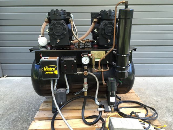 Midmark AirMax AMD-4 Air Compressor 1-4 User Used