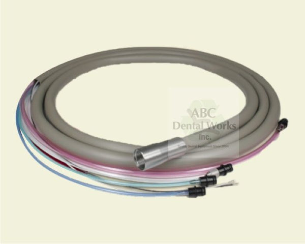 A-dec Style 511 & 311 Series 5-Hole Non F/O Handpiece Tubing
