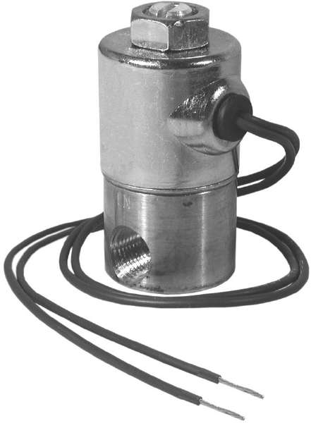 "Air-Techniques Type  Air Solenoid Valve Assembly ""New"" (#3189)"