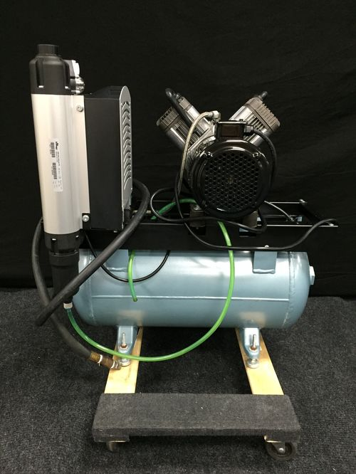 Air Techniques AirStar 22m Oil-less Dental Air Compressor