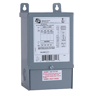 Buck & Boost Transformer Single Phase 3500 VA, 120/240V-12/24, 50/60 Hz