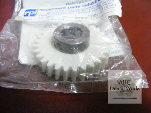 DentalEZ Chair Back Motor Gear - 29 Teeth