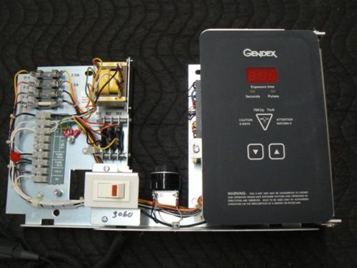 "Gendex 770 X-ray Control ""Complete"" Membrane Type"