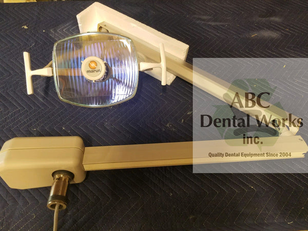 Marus CL1000 Dental Light - Post Mount