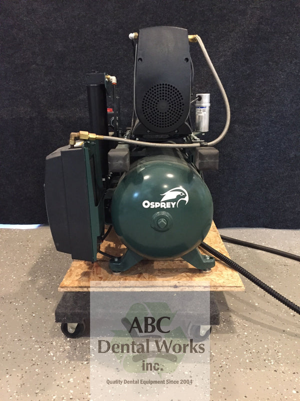 DentalEz Ramvac Osprey 22B Dental Air Compressor