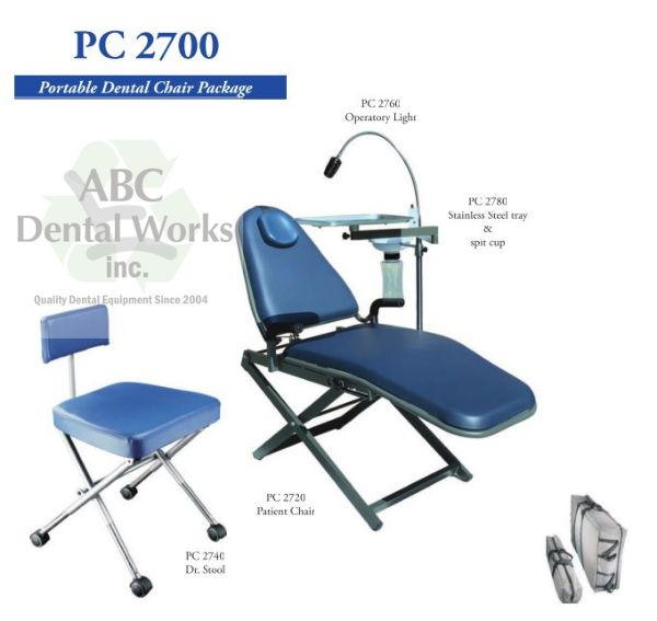 Portable Dental Chair and Stool