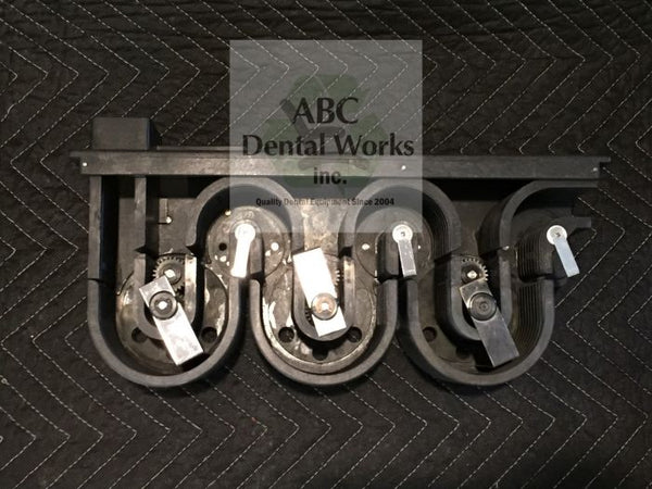 A/T Peri Pro III Dental Film And Developer Transport Rack