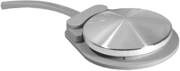 Standard Disc Type Foot Control with RELAY - Gray