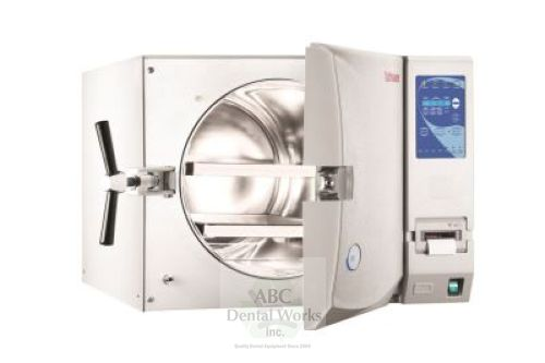 Tuttnauer 3870EAP w/Printer Automatic Autoclave w/Stand 2 YR WARRANTY! - NEW