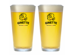 2x Ginette - 25cl - CAFÉ COURAGE - Support your bar